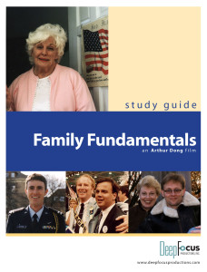 Family FundamentalsStudy guide sample pages