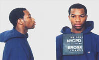 """Born: July 28, 1974 rime: on November 8, 1992, murdered """"Lou,"""" 55 Location of crime: Hutchinson City Hotel, Connecticut Convictions: Second degree murder, First degree robbery Sentence: 25 years to life"""