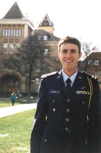 4.Brett Mathews, First Lieutenant, Nuclear Missileer, U.S. Air Force.Brett Mathews Collection