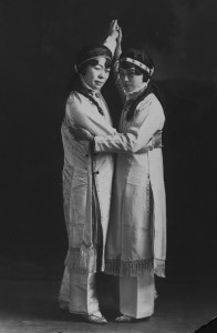 The Curse of Quon Gwon, 1916.Marion Wong, Violet Wong. Courtesy Violet-Marion Collection